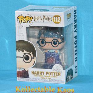 Harry Potter - Harry with Invisibility Cloak Pop! Vinyl Figure