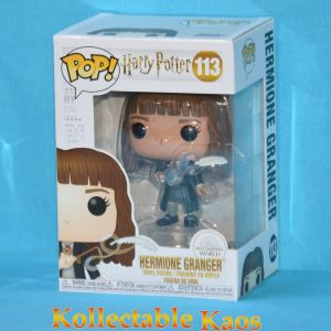 Harry Potter - Hermione Granger with Feather Pop! Vinyl Figure