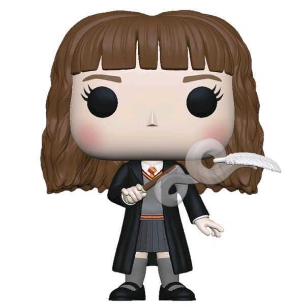 Harry Potter - Hermione Granger with Feather Pop! Vinyl Figure