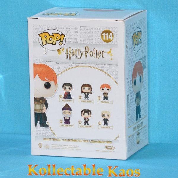 Harry Potter - Ron Weasley Puking Slugs Pop! Vinyl Figure