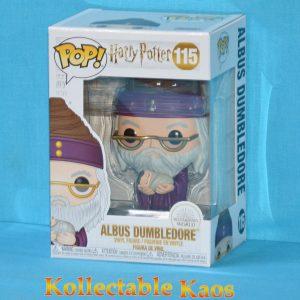 Harry Potter - Dumbledore with Baby Harry Pop! Vinyl Figure