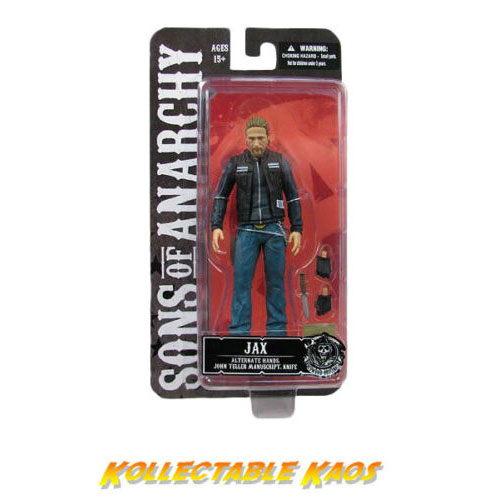 Sons of Anarchy - Jax Teller 15cm Action Figure