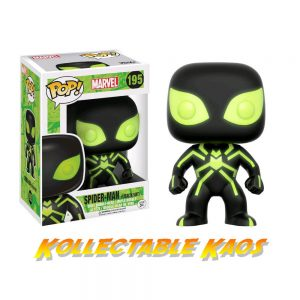 Spider-Man - Stealth Spider-Man Glow in the Dark Pop! Vinyl Figure