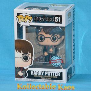 Harry Potter - Harry Potter with Firebolt Pop! Vinyl Figure
