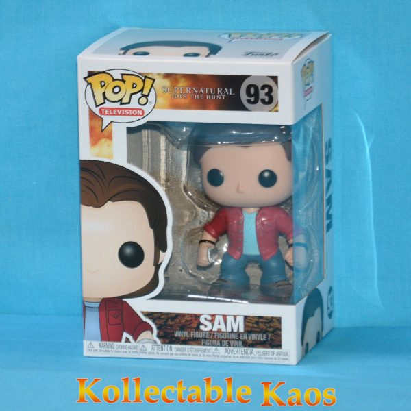 Supernatural - Sam Pop! Vinyl Figure