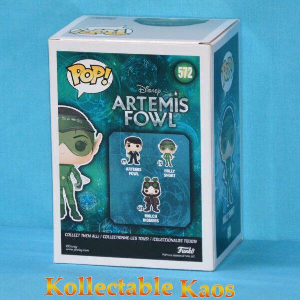 Artemis Fowl - Holly Short Metallic Pop! Vinyl Figure