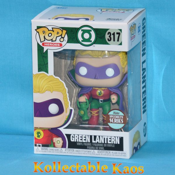 Green Lantern - Alan Scott Green Lantern Pop! Vinyl Figure