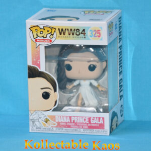 Wonder Woman 1984 - Diana Prince in White Gala Dress Pop! Vinyl Figure