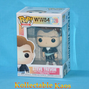Wonder Woman 1984 - Steve Trevor 80's Pop! Vinyl Figure