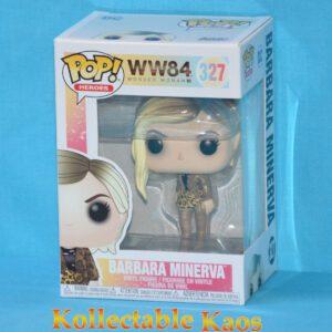 Wonder Woman 1984 - Barbara Ann Minerva Pop! Vinyl Figure