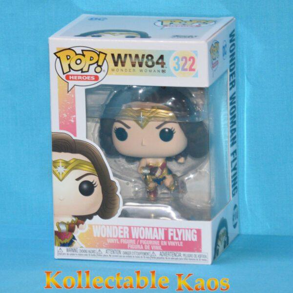 Wonder Woman 1984 - Wonder Woman Flying Pop! Vinyl Figure