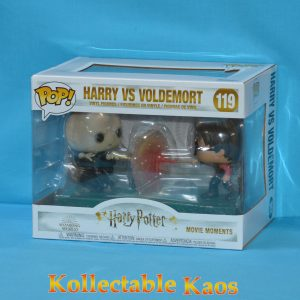 Harry Potter - Harry vs Voldemort Movie Moments Pop! Vinyl Figure 2-Pack