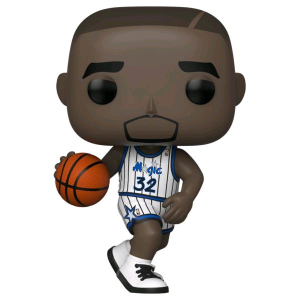 NBA Basketball - Shaquille O'Neal Orlando Magic Home Jersey Pop! Vinyl