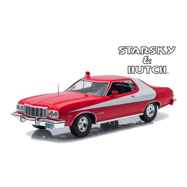 1:18 Greenlight - 1976 Ford Gran Torino - Starsky & Hutch Movie Car