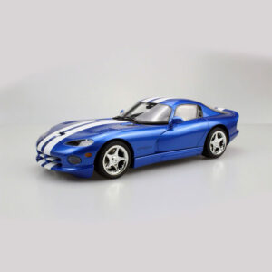 1:18 Dodge Viper GTS - Metallic Blue