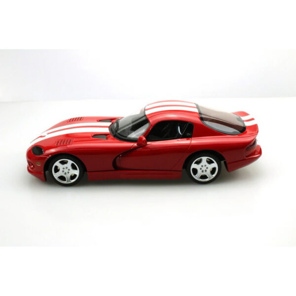 1:18 1996 Dodge Viper GTS - Metallic Red