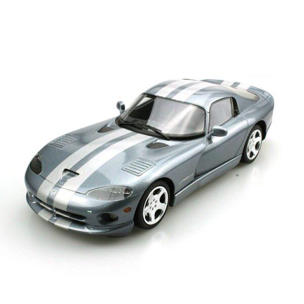 1:18 1996 Dodge Viper GTS - Steel Grey