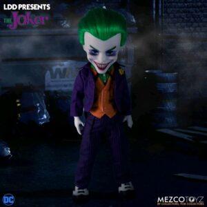 """Living Dead Dolls - The Joker 10"""" Doll"""