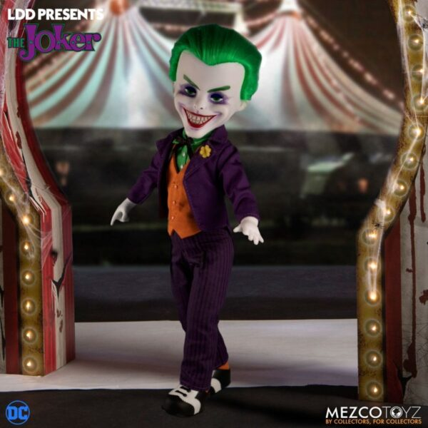 "Living Dead Dolls - The Joker 10"" Doll"