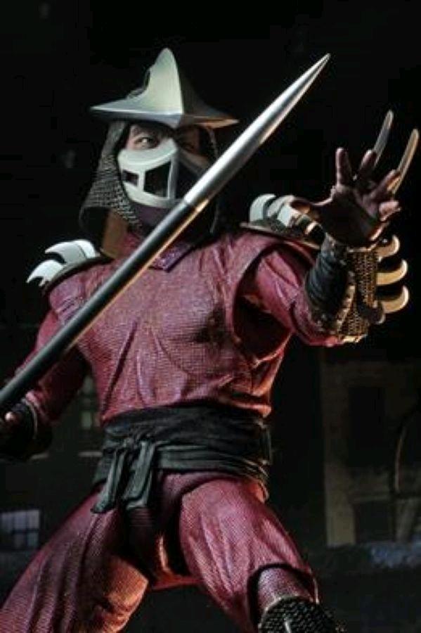 """Teenage Mutant Ninja Turtles (1990) - Shredder 17cm(7"""") Action Figure"""