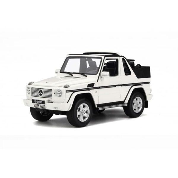 1:18 Ottomobile - Mercedes-Benz Class G Cabriolet