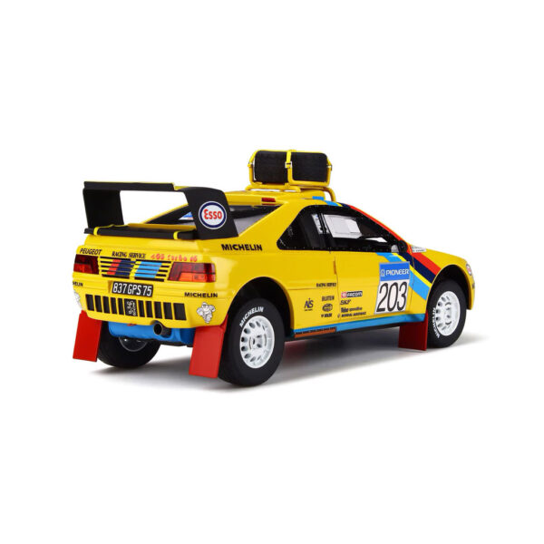 1:18 Ottomobile - Peugeot 405 T16 Grand Raid