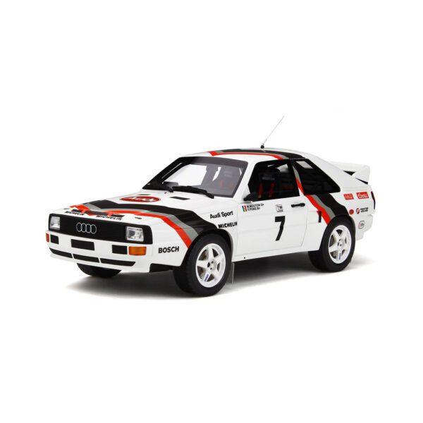 "1:18 Ottomobile - Audi Sport Quattro ""Pikes Peak"" - #7 M. Mouton"
