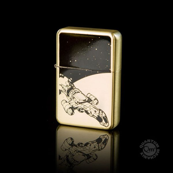 Firefly - Brass Lighter