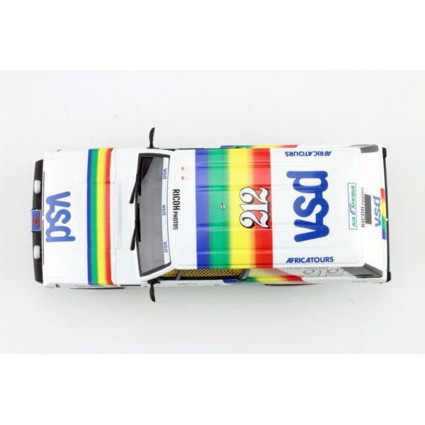 1:18 1981 Paris-Dakar Rally - Range Rover - Rene Metge/Bernard Giroux