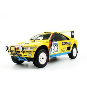 1:18 1990 Paris Dakar - Peugeot 405 GT T-16 - Vatanen/Berglund