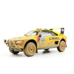 1:18 1990 Paris Dakar - Peugeot 405 GT T-16 - Vatanen/Berglund - Dirty Version