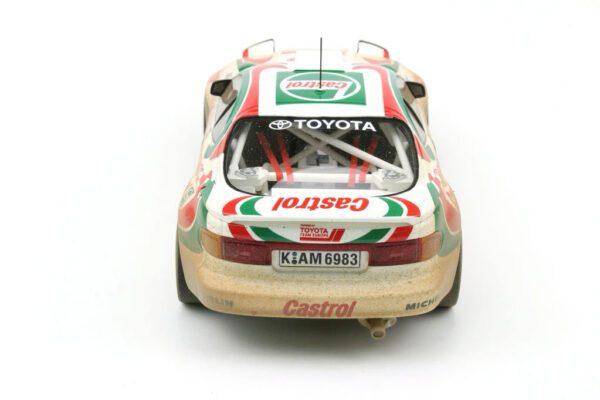 1:18 1993 Rallye Sanremo - Toyota Celica GT Four ST185 - Auriol/Occelli - Dirty Version