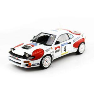 1:18 1992 Catalunya Rally - Toyota Celica - Sainz/Moya