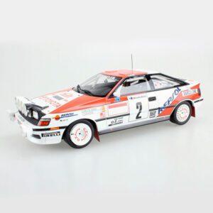 1:18 1991 Monte-Carlo Rally - Toyota Celica ST165 GT-Four - Sainz/Moya
