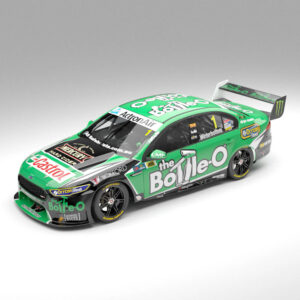 1:18 2016 ITM Auckland Supersprint Race Winner - Bottle-O Racing Team #1 Ford FGX Falcon - Winterbottom