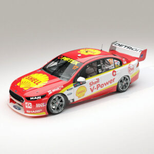 1:18 2017 Sandown 500 Retro Round - Shell V-Power Racing Team #17 Ford FGX Falcon - McLaughlin/Premat