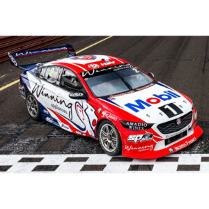 1:18 2019 VACS - Holden ZB Commodore - Sandown Retro Livery - #2 Pye/Luff