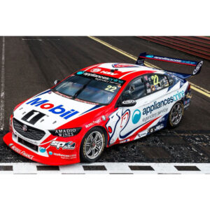 1:18 2019 VACS - Holden ZB Commodore - Sandown Retro Livery - #22 Courtney/Perkins