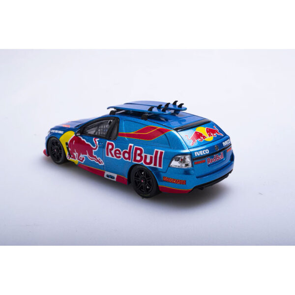 1:43 Triple Eight Project Sandman Tribute Edition - Redbull Livery