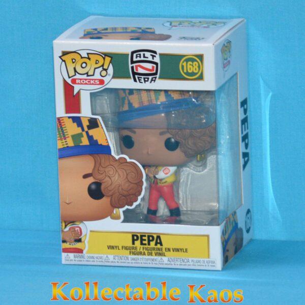Salt-N-Pepa - Pepa Pop! Vinyl Figure