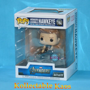 FUN45740 Avengers Hawkeye Assemble Pop Dlx 1 300x300 - South Australia's Largest Collectable Store