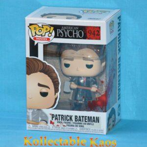 American Psycho - Patrick Bateman with Axe Pop! Vinyl Figure #942