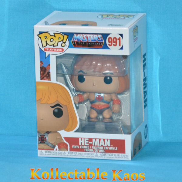 Masters of the Universe - He-Man Pop! Vinyl Figure