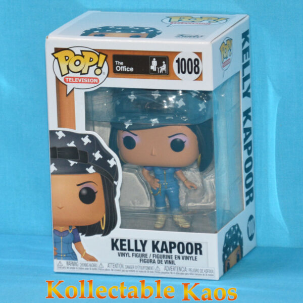 The Office - Kelly Kapoor Casual Friday Pop! Vinyl Figure