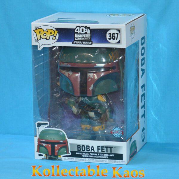 "Star Wars - Boba Fett 25cm(10"") Pop! Vinyl Figure"