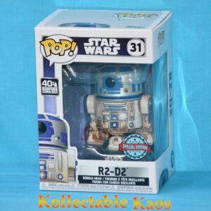 Star Wars - Dagobah R2-D2 Pop! Vinyl Figure