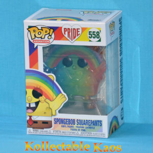 SpongeBob SquarePants Rainbow Pride 2020 Pop! Vinyl Figure