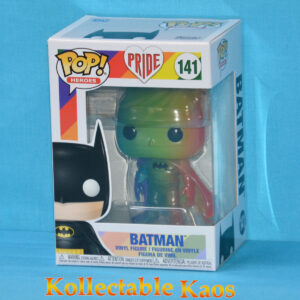 Batman - Batman Rainbow Pride 2020 Pop! Vinyl Figure
