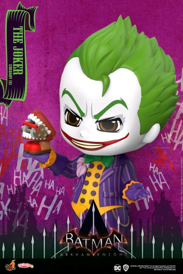 Batman: Arkham Knight - The Joker Cosbaby (S) Figure