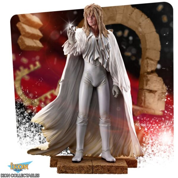 Labyrinth - Jareth the Goblin King 1/6th Scale Statue